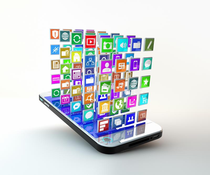marché des applications mobiles