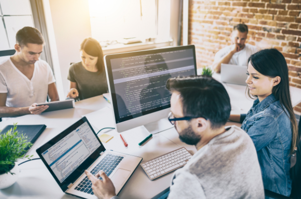 équipe de développeurs web Numidev laval